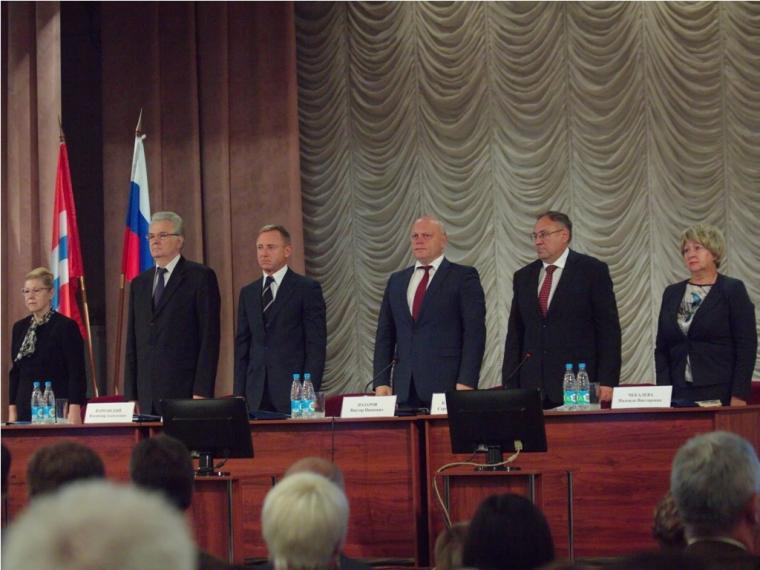На совещании омских педагогов побывал министр образования РФ Дмитрий Ливанов