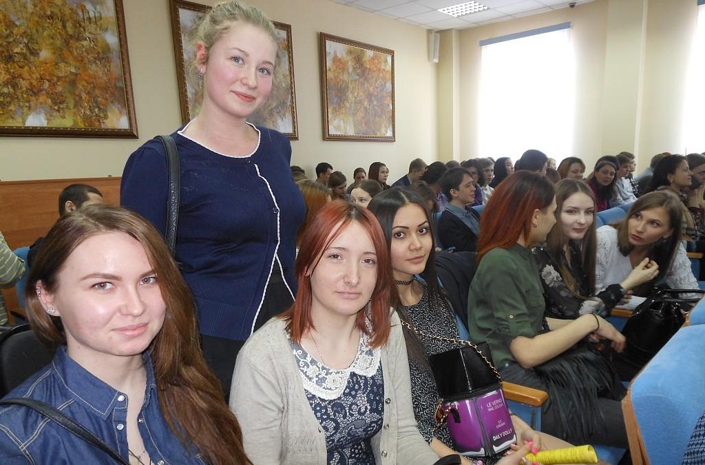 На молодежном форуме по профилактике экстремизма «Все свои»