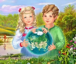 Комитет защиты мира. Омское региональное отделение поздравляет всех с Международным Днем Земли!